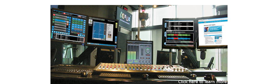 iMediatouch - Broadcast Automation